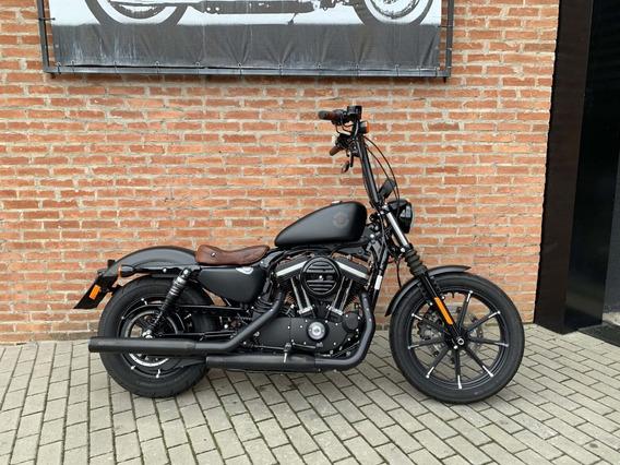 Harley Davidson Iron 2020 Impecavel Com Acessorios
