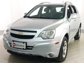 Chevrolet Captiva 3.6 Sfi Fwd V6 24v Gasolina 4p Automát...