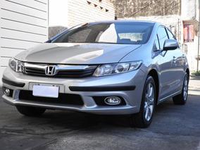 Honda Civic 1.8 Exs Automatico Levas Al Volante