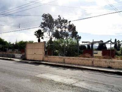 Terreno Comercial En Calzada Antonio Narro