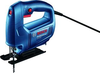 Sierra Caladora Bosch 450 W Gst 650 Velocidad Variable