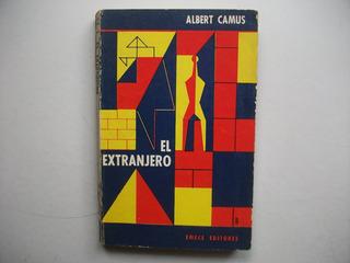 El Extranjero - Albert Camus - Emecé / 1969