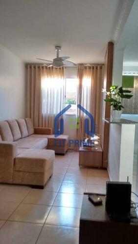 Apartamento À Venda No Higienópolis - São José Do Rio Preto - Ap1269