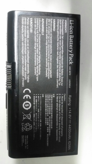 Bateria Original A42-m70 Asus F70 G71 N70 M70 N90 X71 X72