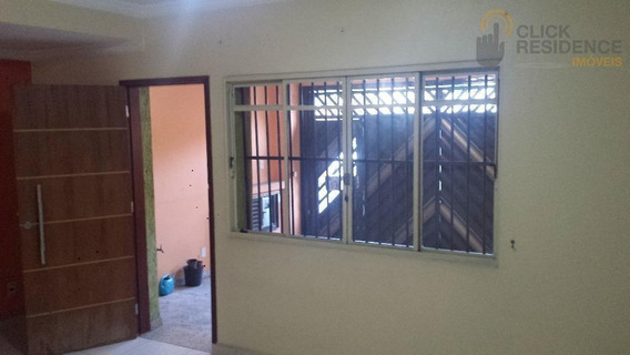 Sobrado 2 Dormitórios ( Em Avenida Ótimo Para Comercio ) À Venda, 155,00 M² Por R$ 530.000 - Assunção - São Bernardo Do Campo/sp - So0003