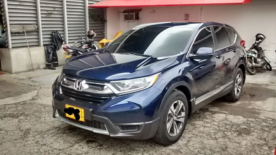 Honda Cr-v City Plus At