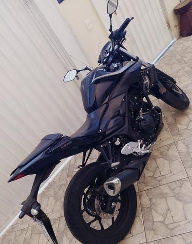 Imagem 1 de 4 de Moto Yamaha Mt 03 Abs 2019
