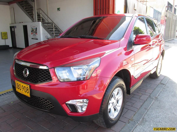 Ssangyong Actyon G23d At
