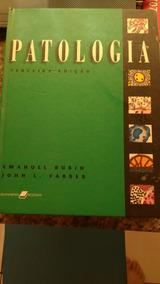 Livro Físico Medicina-patologia; Rubin/farber-3°ed. Barato