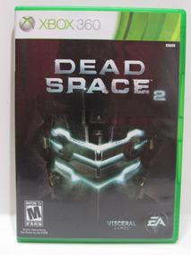 Dead Space 2 - Game Xbox 360 Original Completo Americano