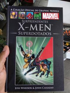 Hq X-man Superdotados