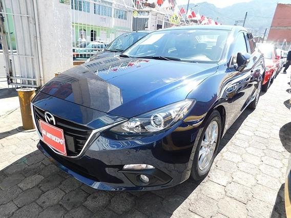 Mazda 3 Touring Sedan.. Sec 2 Gasolina