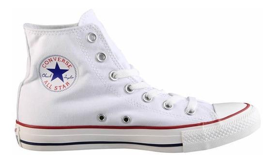 Tenis Converse All Star Chuck T M7650 Blanco Caballero Dama
