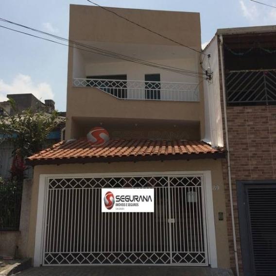 Sobrado Reformado Com 4 Dorms, 2 Suites, 2 Vagas No Parque São Lucas - 1257