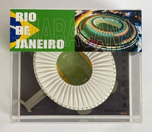Miniatura Estádio Maracanã P