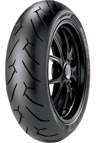Cubierta Pirelli 150 60 17 Diablo Rosso 2 (ii) Tl Tubeless