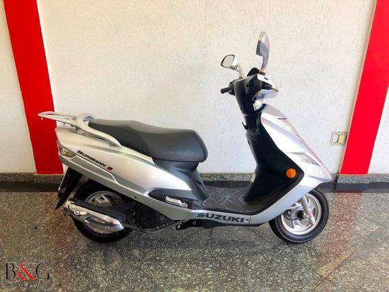 Suzuki Burgman 125 - 2012