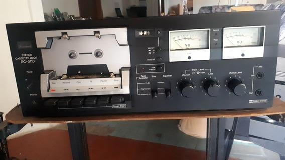 Tape Deck Sansui Sc-3110