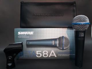 Micrófono Shure Beta58a Fabricado En China Envío Gratis