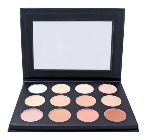 Miss Doozy Paleta De Maquillaje 12 Correctores Cremosos 02