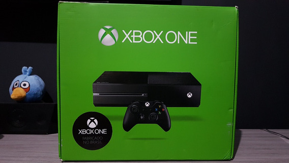 Xbox One+1 Controle+10 Jogos + Kit Refrigeração