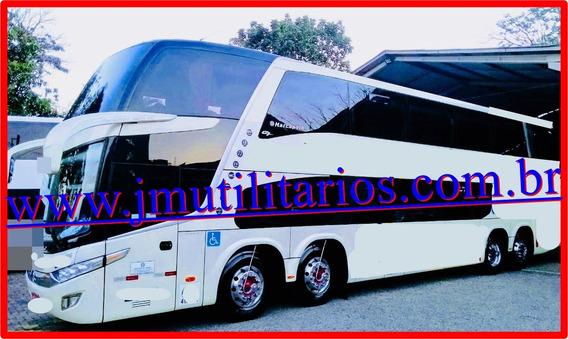 Paradiso Dd 1800g7 Ano 2016 Volvo B450r 60 Lug Jm Cod.751