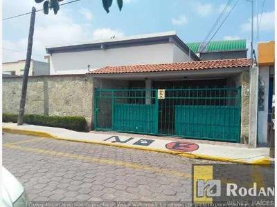 Casa Uso De Suelo En Renta Centro Ixtulco