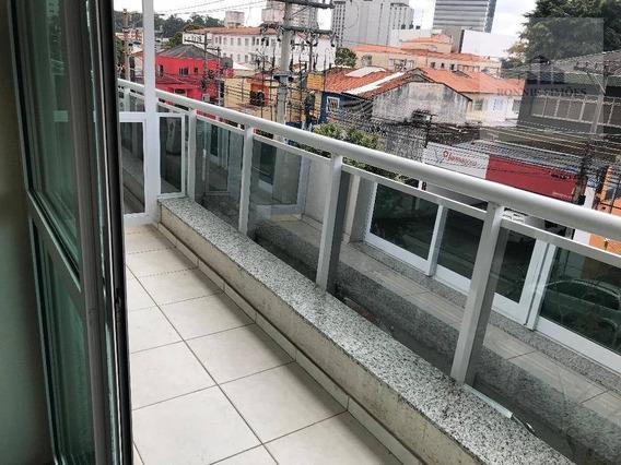 Sala À Venda, 42 M² Por R$ 360.000 - Chácara Santo Antônio (zona Sul), Amercio Brasiliense, Helbor Offices, - São Paulo/sp - Sa0103
