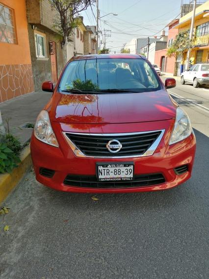 Nissan Versa Sense, Mod. 2014
