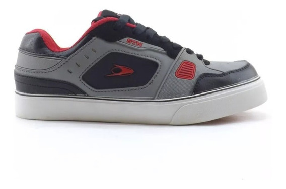 Zapatillas Stone Skate Numeración 36 Al 39