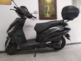 Hero Dash Scooter 110 Cc 13.000 Kms