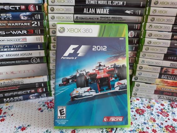 F1 2012 Xbox 360