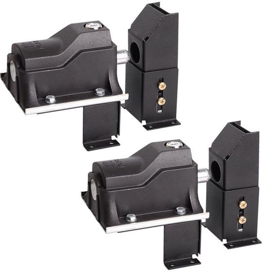 Trava Eco Lock C/ Temp + Suporte Articulado (2 Unidades)