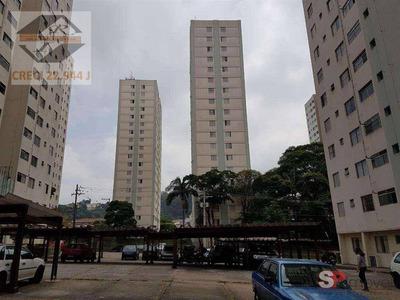 Apartamento Com 2 Dormitórios À Venda, 55 M² Por R$ 235.000 - Vila Irmãos Arnoni - São Paulo/sp - Ap4180