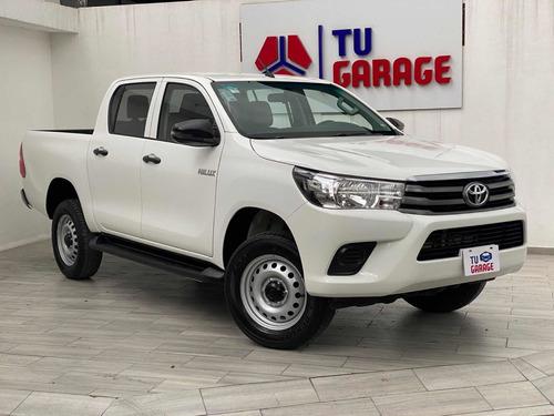 Imagen 1 de 10 de Toyota Hilux 2018 2.7 Cabina Doble Base Mt