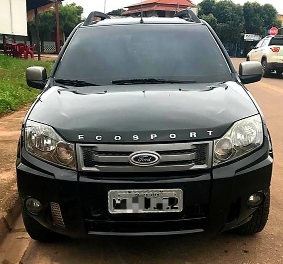Ford Ecosport Freestyle 1.6 Flex 2012