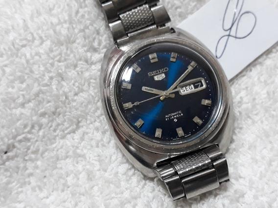 Relógio Seiko 6119, Masculino, Automático - Lindo, Anos 70 (ref.az) !