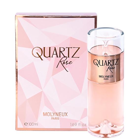 Quartz Rose Molyneux Edp Feminino 100ml Original