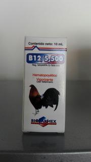 Vitamina B12/ 5500 10 Ml
