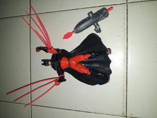 Muñeco Batman Con Armas Varias