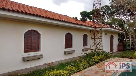 Casa Residencial À Venda, Cidade Universitária, Campinas. - Ca1287