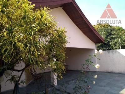 Excelente Casa Térrea Com Terreno De 400m² No Cordenonsi - Ca2561