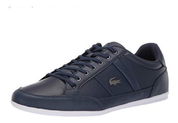 Tenis Zapatos Lacoste Chaymon Cuero Originales - New