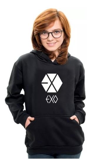 Blusa De Frio Kpop Boys Exo Chanyeol 61 Moletom Casaco 100%