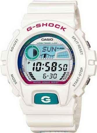 Relógio Casio G-shock G-lide Tide-graph Glx-6900-7dr
