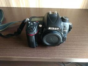 Nikon D7000 Com Lente 50mm E Dois Cartões De Memória + Bolsa