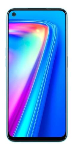 Celular Smartphone Realme 7 128gb Prata - Dual Chip