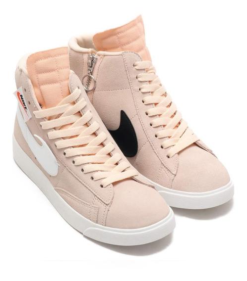 Exclusivesshoes. Nike Blazer Mid Rebel W/ Damas