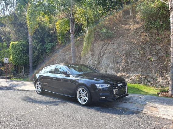 Audi A5 2.0 Spb T S-line Quattro 225hp At 2014