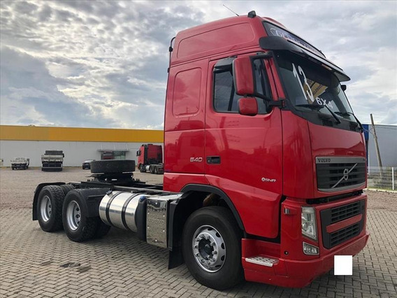 Volvo Fh12 540 6x4 13/13 Globetrotter